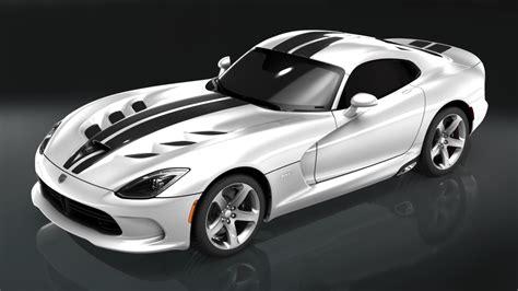 Srt White Black Dodge Viper Wallpaper-1080p
