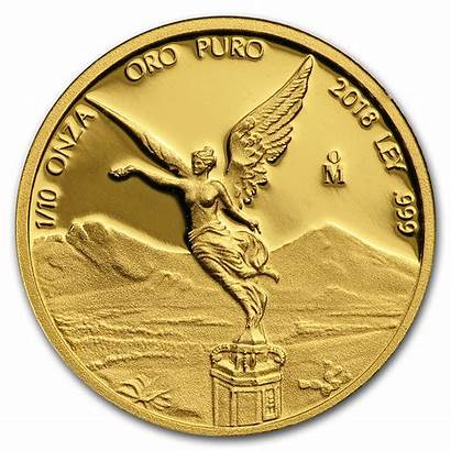 Gold Oz Coins Bullion Foreign Around Mexico