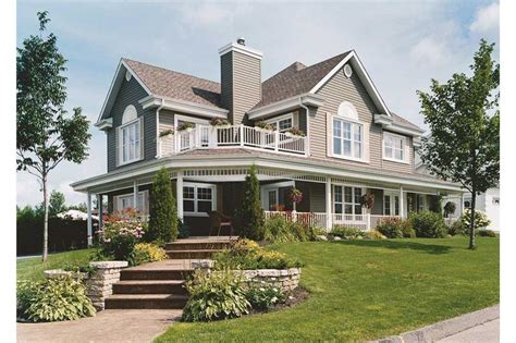 Traditional Country Home by Traditional Country House Plan 126 1132 4 Bdrm 2528 Sq