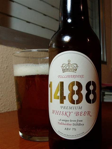 whiskey ale tullibardine 1488 whisky ale 176 55 drinks fellas bringing you the true drinking experience
