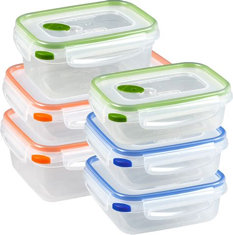 container cuisine sterilite food storage containers ultra seal set of 6