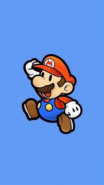 Mario Super Iphone Wallpapers Jump