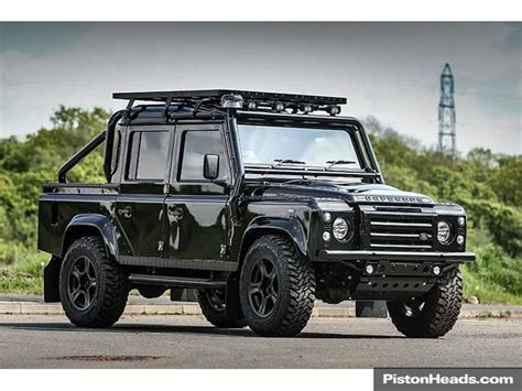 land rover jeep defender for sale used rich brit edition land rover defender 110 x