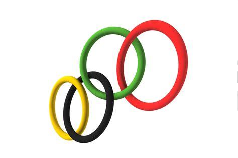 Olympics Logo Olympic Rings Logo Animation