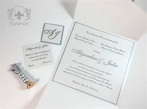 1000+ Images About Invitaciones Flor De Liz On Pinterest