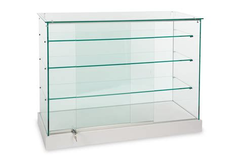 Full Vision All Glass Display Case Vs F26 Free 3d