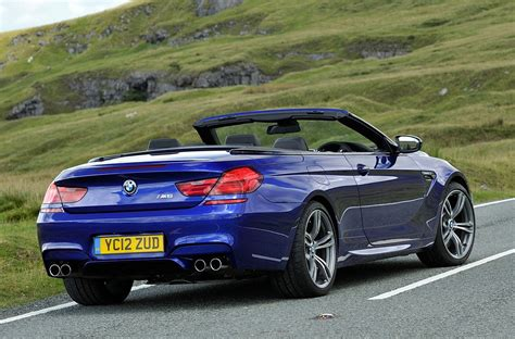 Bmw 6 Series by Bmw 6 Series M6 Convertible Review 2012 Parkers