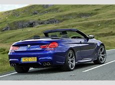 BMW 6Series M6 Convertible Review 2012 2018 Parkers