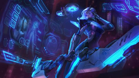 Ashe, League Of Legends, Project Skins, Adc, Attack Damage