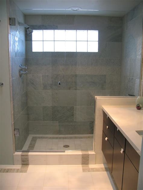tile master bathroom ideas 23 stunning tile shower designs