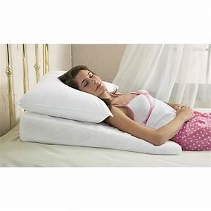 Science of sleepr sleep wedgetm 105736 healthy living at for Best sleeping wedge