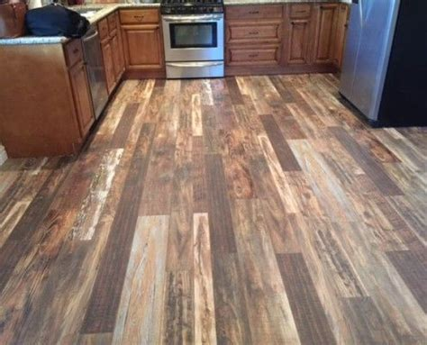 laminate wood flooring  kitchen light medium  dark