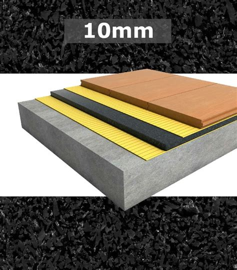 Floating Floor Underlayment Thickness by Regupol Acoustic Underlay 6010 10mm For Engineered Timber