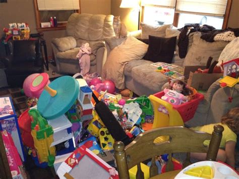 The Living Room Toys by Cleaning Organizing The Room Aaron And