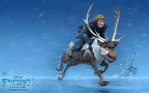 frozen movie pictures | Frozen Movie kristoff Sven HD ...
