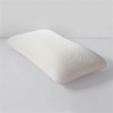 tempur pedic symphony pillow tempur pedic standard contoured symphony pillow