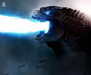 Godzilla 2014 by TheRisingSoul on DeviantArt