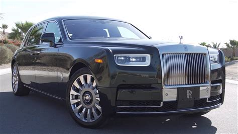 2019 Rollsroyce Phantom Design Youtube