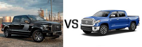 toyota tundra vs ford f 150 2017 ford f 150 vs toyota tundra lafayette ford lincoln