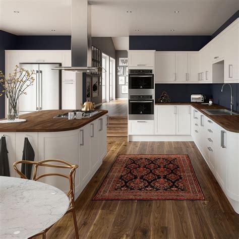 White Cupboard Kitchen by White Kitchens White Kitchen Cabinets Units Magnet