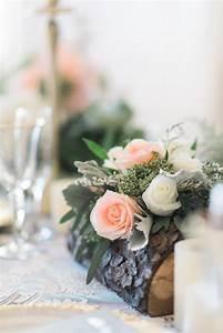 centre de table fleurs pour la deco mariage en images With chambre bébé design avec bouquet fleur mariage