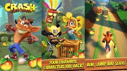 Crash Bandicoot Mobile Runner Storemaven Endless