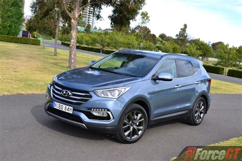 hyundai santa fe  special edition review