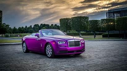 Royce Rolls 4k Dawn Fuxia Wallpapers