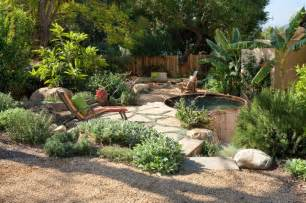 santa barbara landscape design san roque get a way rustic landscape santa barbara by margie grace grace design associates