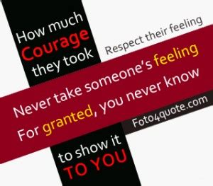 quotes respect peoples feelings quotesgram