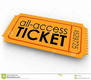 All Access Ticket For Rides Movie Show Concert Special ...