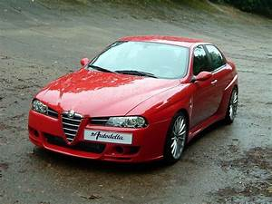 Alfa Romeo 156 3 2 Gta   In September 2001  The 156 Gta