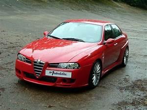 Alfa Romeo 156 3 2 Gta   In September 2001  The 156 Gta Were Launched At The Frankfurt Motor