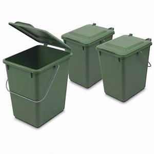 Mülleimer Für Küche : komposteimer bio m lleimer f r biom ll in der k che 10l ~ Michelbontemps.com Haus und Dekorationen