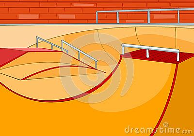 skate ramp stock photography image