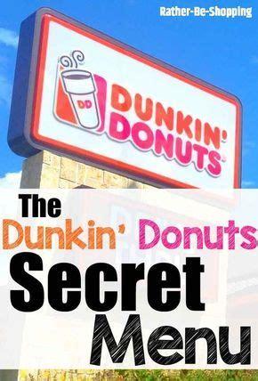Keto breakfasts at dunkin donuts. Dunkin' Donuts Secret Menu: Make a Dunkin' Run With These Secret Drinks | Secret menu, Dunkin ...