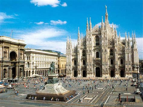 World Visits Milan City Best Place In Italy