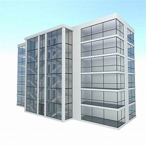 The gallery for > Modern 3 Storey Commercial Building Design