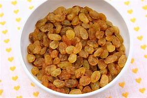 How To Fix Very Dry Raisins Or Sultanas  5 Steps  With