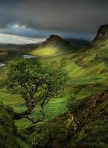 Trotternish Ridge Isle of Skye Scotland On The