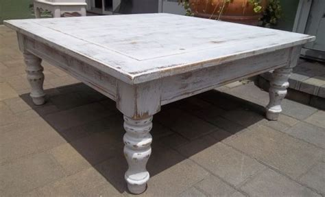 shabby chic coffee table home l painted furniture