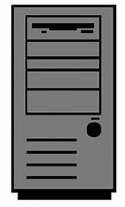 Computer Tower Clipart | Clipart Panda - Free Clipart Images