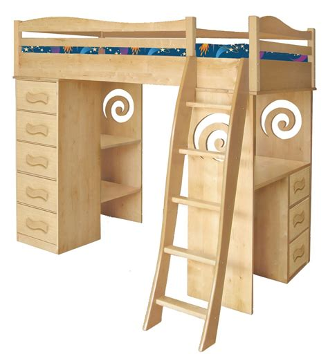 woodworking building bunk bed  desk drawers  trundle
