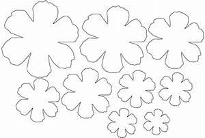 Vorlagen Blumen Basteln Teelichthalter Aus Papier Basteln 4