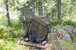 Ryggsäck med stol test