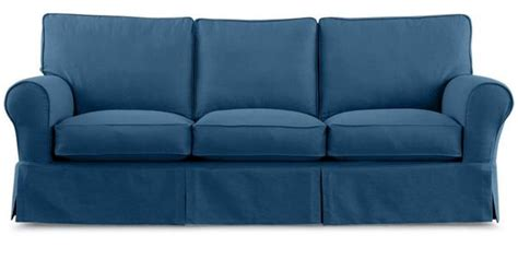 jcpenney friday twill  slipcovered sofa jcpenney