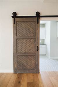 25 best ideas about sliding barn doors on pinterest With barn door wood type
