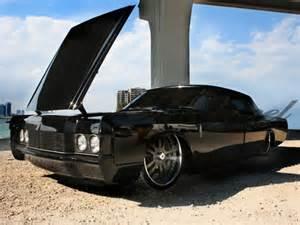 Custom 1969 Lincoln Continental Suicide Doors