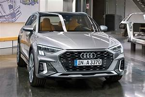 New Audi A3 Cityhopper crossover hatch to plug gap between