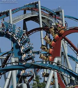 IOA | Unknown | Unknown Dragon Challenge replacement ...